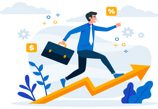 Faster business growth