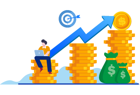 Increase Business Revenue Digital marketing